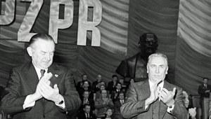 """25 stycznia 1971 r. Edward Gierek: """"Pomożecie?"""""""