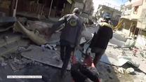 250 zabitych, 1200 rannych. Rośnie liczba cywilnych ofiar