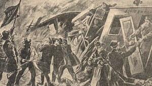 26 grudnia 1905 r. Bojówka PPS zdobywa pół miliona rubli
