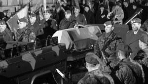 26 listopada 2008 r. Trzeci pogrzeb gen. Władysława Sikorskiego