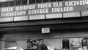 """26 maja 1973 r. Peerelowska """"wolność pracy"""""""