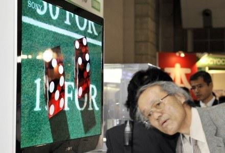 27-calowy telewizor OLED od Sony /AFP