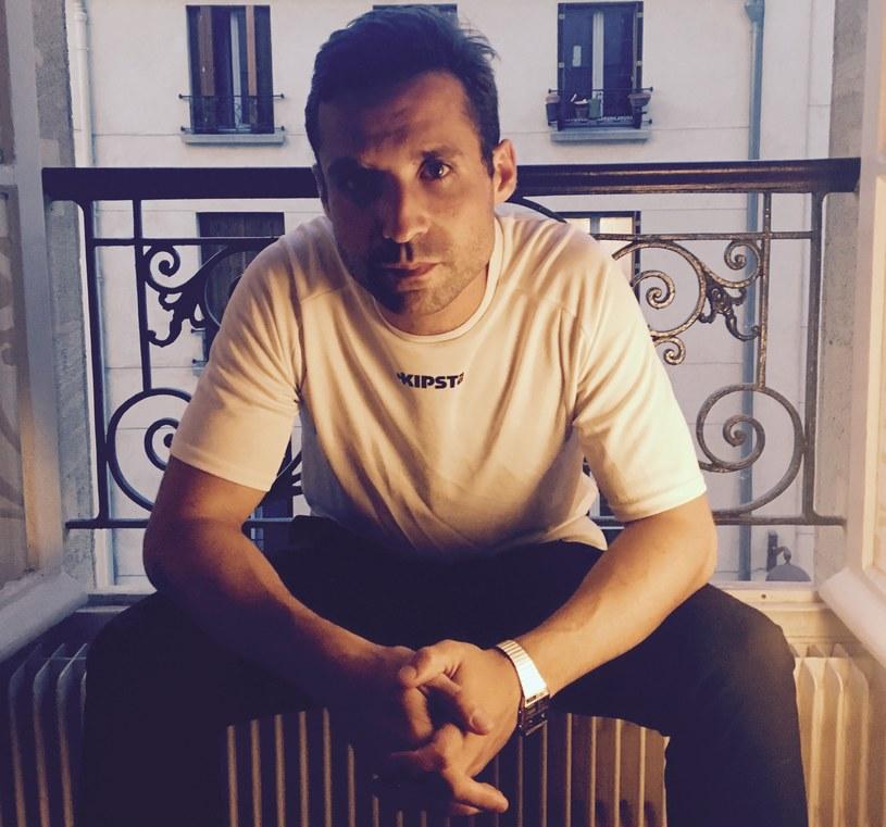 28-letni Tomasz Łoziński obecnie. Fot. la petite chose /archiwum prywatne