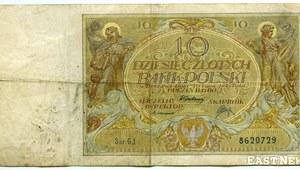 28 lutego 1919 r. Złoty zastąpił lecha