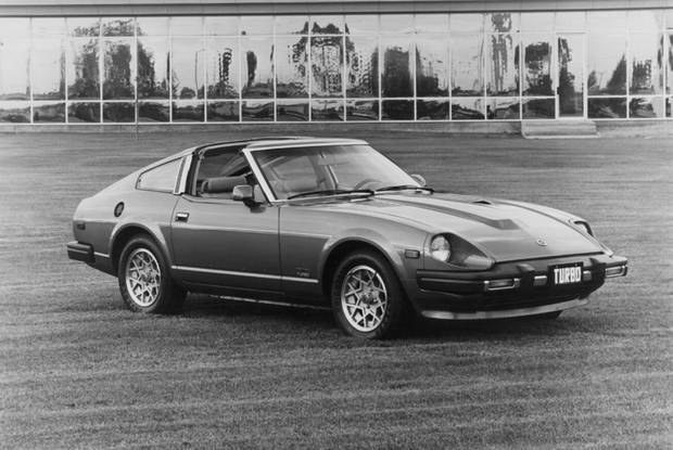 280ZX Turbo z 1981 roku / Kliknij /INTERIA.PL