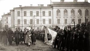 29 kwietnia 1919 r. Piłsudski o odzyskaniu Wilna