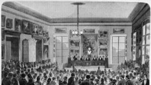 29 listopada 1919 r. Pierwsze posiedzenie Akademii Umiejętności
