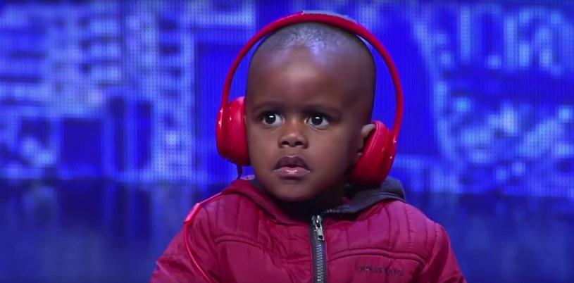 """3-letni DJ w """"Mam Talent"""" RPA /"""