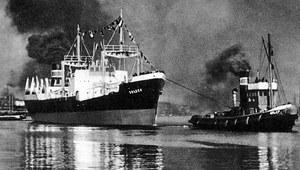 """30 grudnia 1980 r. SS """"Sołdek"""" ostatni raz zawinął do portu"""