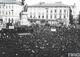 30 października 1904 r. Odsłonięcie kolumny Mickiewicza we Lwowie