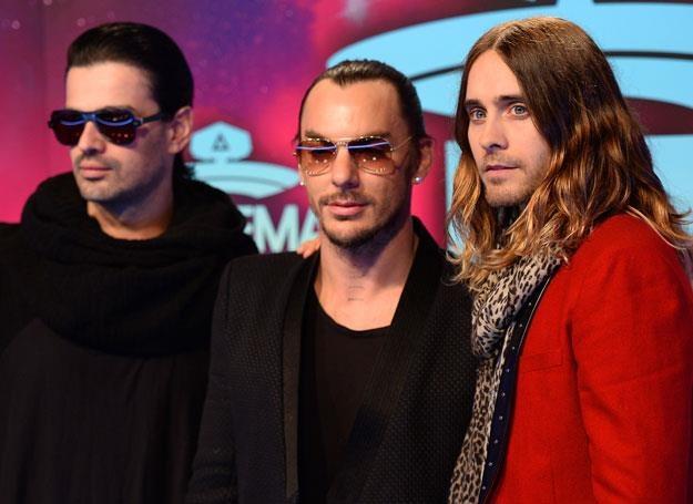 30 Seconds To Mars mieli spore problemy z wytwórnią - fot. Ian Gavan /Getty Images