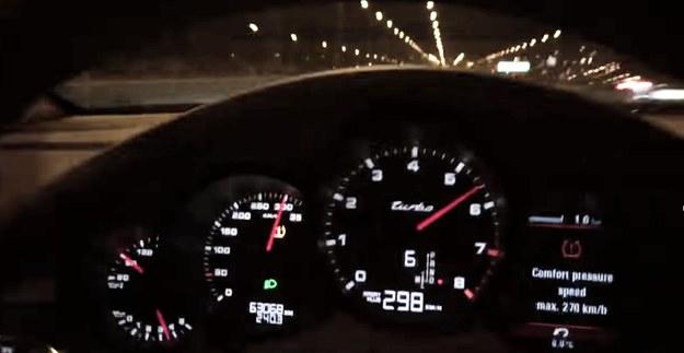 300 km/h na zbyt niskim ciśnieniu /