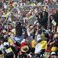 300 tys. osób na mszy papieża w Meksyku. Apel ws. gangów narkotykowych