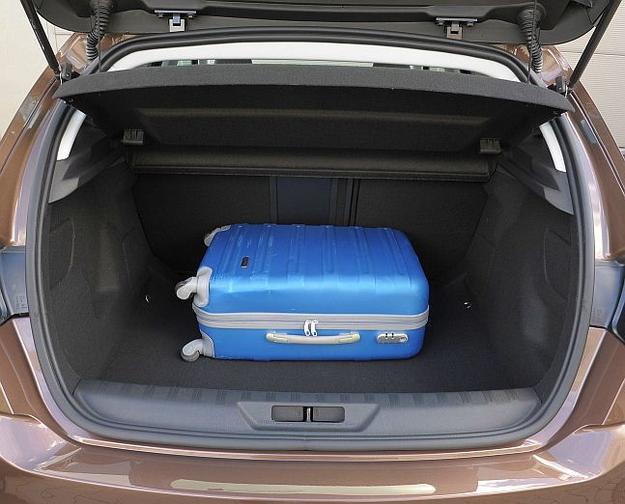 308 bagażnik /Motor