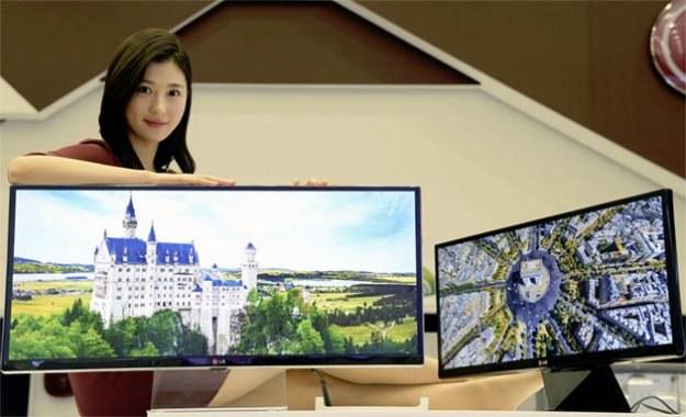 31MU95 - 31-calowy monitor Ultra HD /materiały prasowe