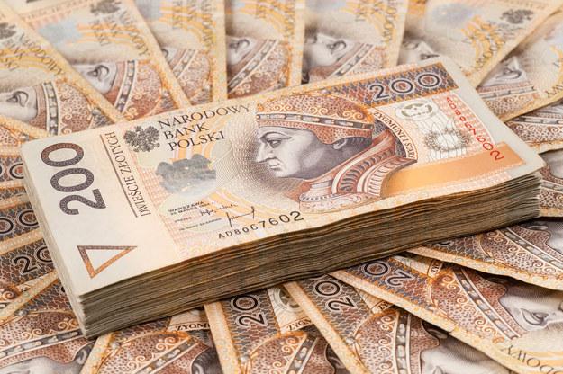 32 proc. firm planuje podwyżki płac w najbliższym półroczu /123RF/PICSEL