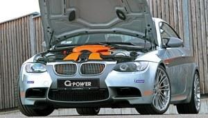337 km/h za kierownicą BMW M3