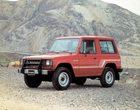35 lat Mitsubishi Pajero