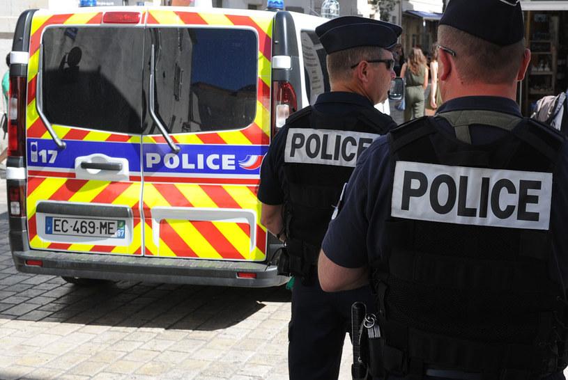 37-letni napastnik został zatrzymany przez francuską policję (zdjęcie ilustracyjne) /AFP