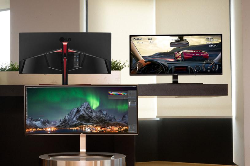 38-calowy monitor LG bije rekordy wielkości w swojej kategorii /materiały prasowe