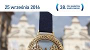 38. PZU Maraton Warszawski startuje w weekend