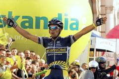 4. etap TdP dla Włocha Lorenzetto