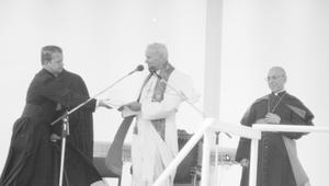 4 lutego 1974 r. Arcybiskup Casaroli w Polsce