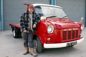40-lecie produkcji  forda transita