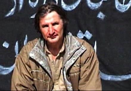 42-letni Piotr Stańczak został zamordowany przez talibów w Pakistanie /AFP