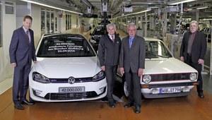 42-milionowy samochód z Wolfsburga