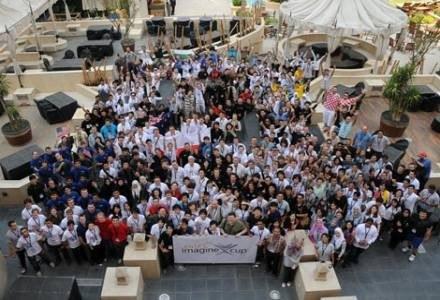 444 studentów z całego świata zakwalifikowało się do finału Imagine Cup 2009 w Kairze /materiały prasowe