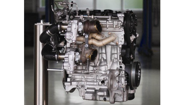 450-konny silnik Volvo z rodziny Drive-E /Volvo