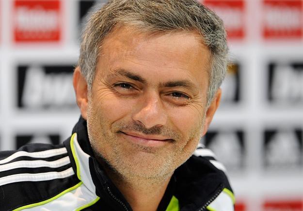 47-letni Portugalczyk Jose Mourinho /AFP