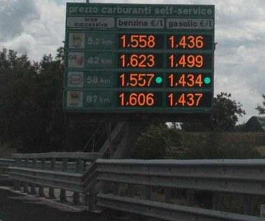 5,7 zł za litr. Mamy najdroższe paliwo na świecie.