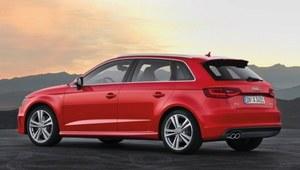 5-drzwiowe Audi A3 Sportback oficjalnie