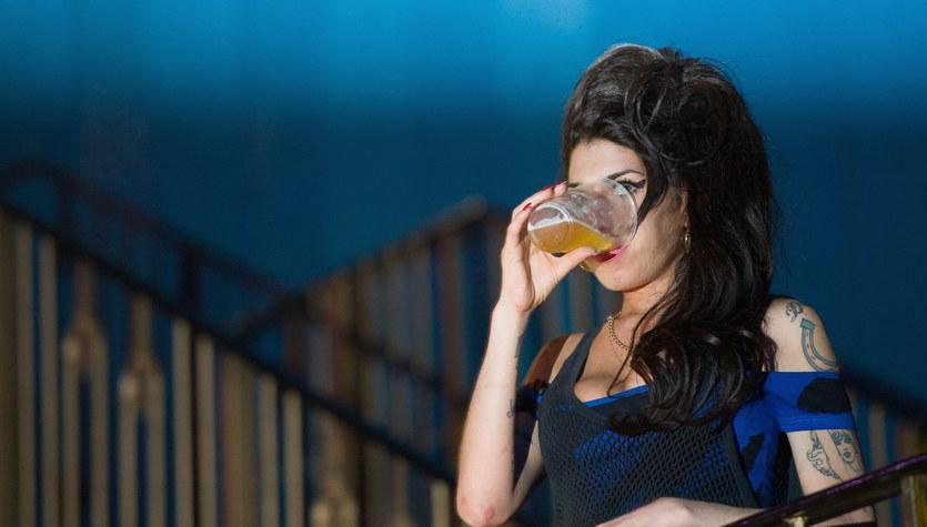 5 lat od śmierci Amy Winehouse: Piję, bo jestem zakochana