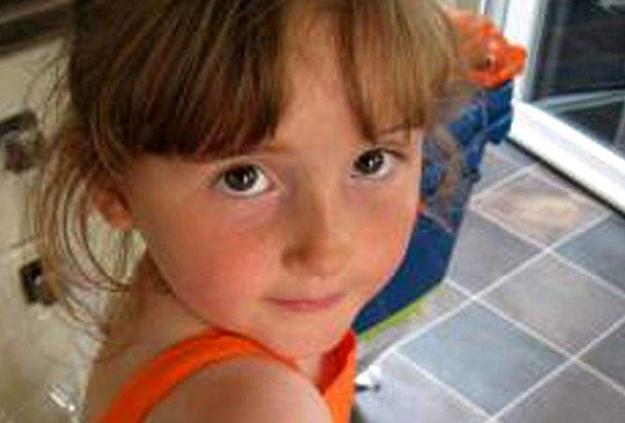 5-letnia April Jones zniknęła 1 października /PAP/EPA