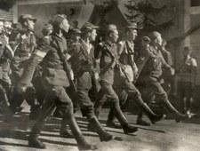 5 maja 1945 r. Brygada Świętokrzyska wyzwala obóz koncentracyjny