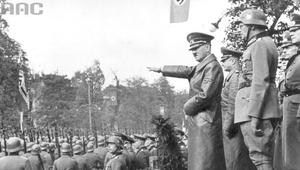 5 października 1939 r. Adolf Hitler w Warszawie