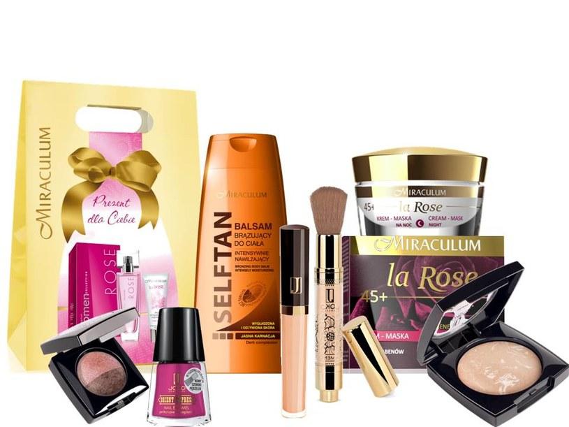5 romantycznych zestawów kosmetyków Miraculum /materiały prasowe