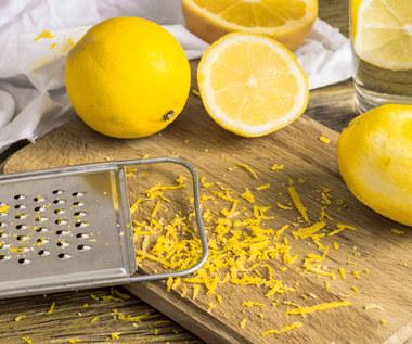 5  sposobów na wykorzystanie skórki od cytryny