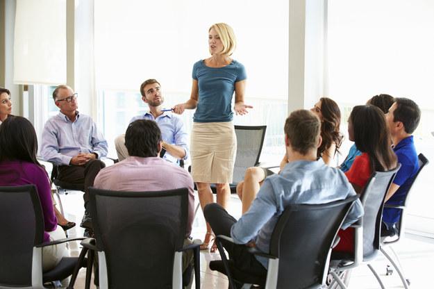 500 plus nie obniża zatrudnienia kobiet /123RF/PICSEL