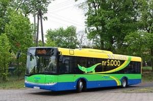 5000 autobusów z Polski!