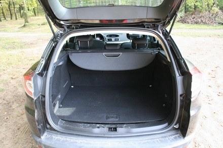 524 litry pojemności bagażnika /INTERIA.PL