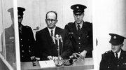 """55 lat temu w Izraelu stracono Adolfa Eichmanna, """"mordercę zza biurka"""""""