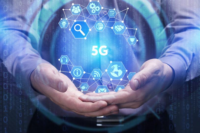 5G to przyszłość technologii mobilnych /©123RF/PICSEL
