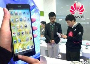 6,1-calowy Huawei Ascend Mate - bestia w przystępnej cenie