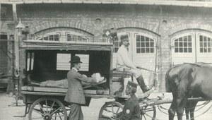 6 czerwca 1891 r. Krakowskie Ochotnicze Towarzystwo Ratunkowe