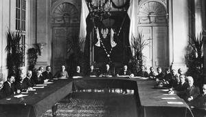 6 kwietnia 1917 r. Tymczasowa Rada Stanu odpowiada Rosjanom