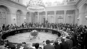 6 lutego 1989 r. Rozpoczęły się obrady Okrągłego Stołu